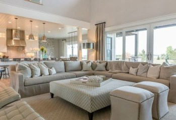 Beautiful Neutral Living Room Ideas 11