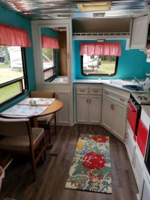 Beautiful Rv Remodel Camper Interior Ideas For Holiday 06