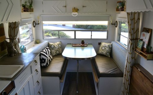 Beautiful Rv Remodel Camper Interior Ideas For Holiday 23