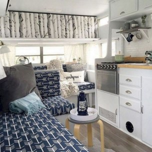 Beautiful Rv Remodel Camper Interior Ideas For Holiday 39