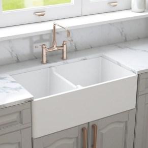 Best Farmhouse Kitchen Sink Ideas 19