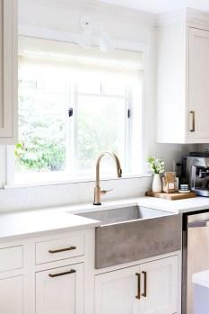 Best Farmhouse Kitchen Sink Ideas 36