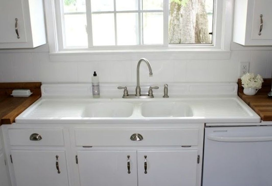 Best Farmhouse Kitchen Sink Ideas 41