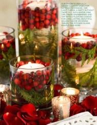 Charming Christmas Candle Decor Ideas 02