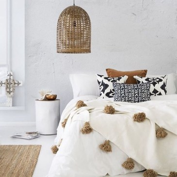 Creative Bohemian Bedroom Decor Ideas 08