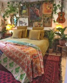 Creative Bohemian Bedroom Decor Ideas 26