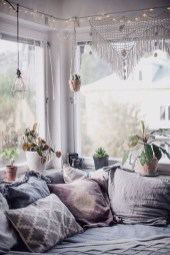 Creative Bohemian Bedroom Decor Ideas 38