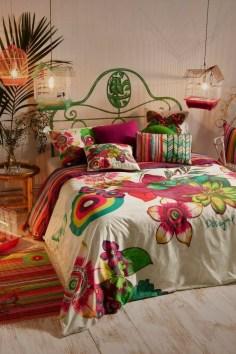 Creative Bohemian Bedroom Decor Ideas 41