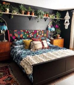 Elegant Bohemian Bedroom Decor Ideas 05