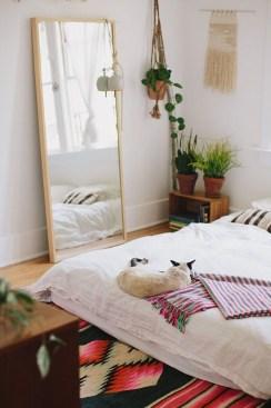 Elegant Bohemian Bedroom Decor Ideas 48