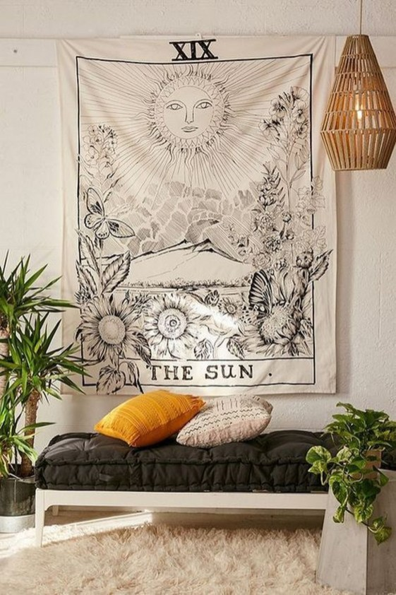 Elegant Bohemian Bedroom Decor Ideas 49