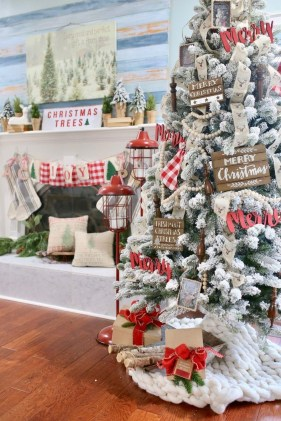 Extraordinary Christmas Tree Decor Ideas 36