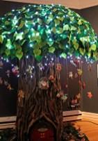 Pretty Diy Christmas Fairy Garden Ideas 33