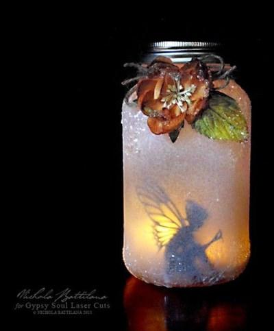 Pretty Diy Christmas Fairy Garden Ideas 38
