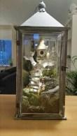 Pretty Diy Christmas Fairy Garden Ideas 45