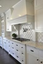 Pretty White Kitchen Backsplash Ideas 10