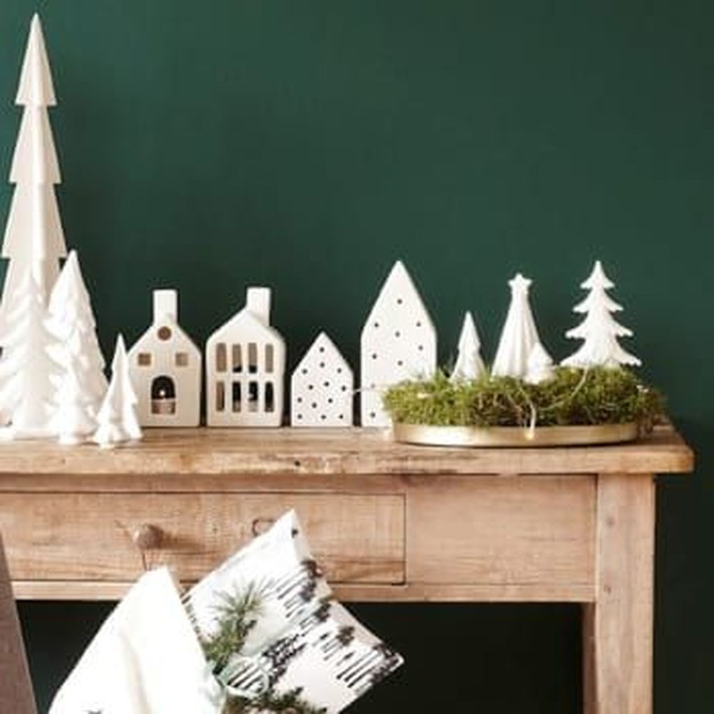Simple Diy Christmas Home Decor Ideas 50