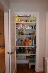 Simple Minimalist Pantry Organization Ideas 13