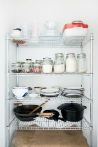 Simple Minimalist Pantry Organization Ideas 29