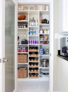 Simple Minimalist Pantry Organization Ideas 32