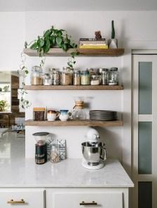 Simple Minimalist Pantry Organization Ideas 38
