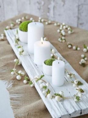 Stunning Christmas Dining Table Decoration Ideas 09