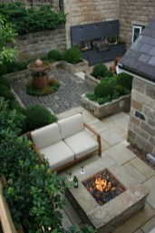 Attractive Small Patio Garden Design Ideas For Your Backyard 07