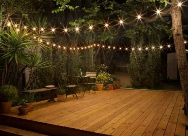 Attractive Small Patio Garden Design Ideas For Your Backyard 28