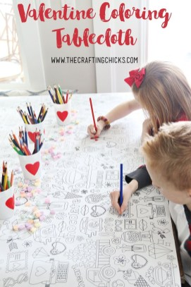 Awesome Classroom Party Decor Ideas For Valentines Day 41