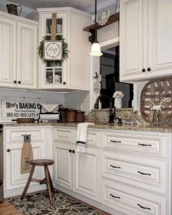 Awesome Farmhouse Kitchen Design Ideas 23