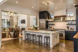Awesome Farmhouse Kitchen Design Ideas 53