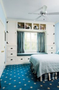 Creative Diy Bedroom Storage Ideas For Small Space 16