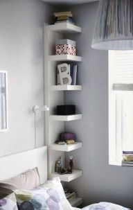Creative Diy Bedroom Storage Ideas For Small Space 25