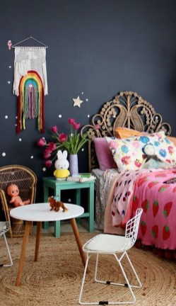 Cute Teen Bedroom Decor Design Ideas 07
