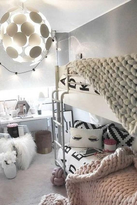 Cute Teen Bedroom Decor Design Ideas 15