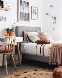 Cute Teen Bedroom Decor Design Ideas 30