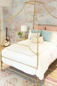 Cute Teen Bedroom Decor Design Ideas 38