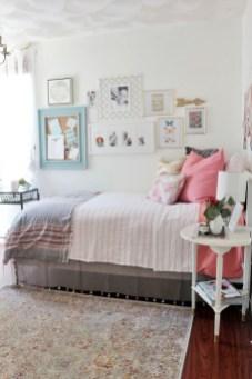 Cute Teen Bedroom Decor Design Ideas 43