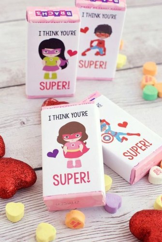 Cute Valentine'S Day Class Party Ideas For Kids 48