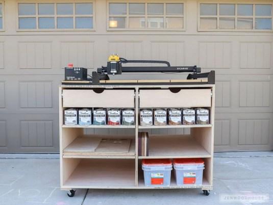 Inspiring Diy Wood Shelves Ideas On A Budget 41