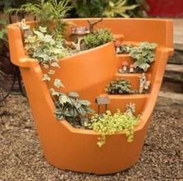 Magnificient Diy Fairy Garden Ideas With Plants 45