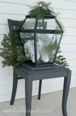 Outstanding Diy Outdoor Lanterns Ideas For Winter 08