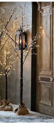 Outstanding Diy Outdoor Lanterns Ideas For Winter 27