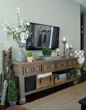 Popular Farmhouse Mantel Decorating Ideas 30