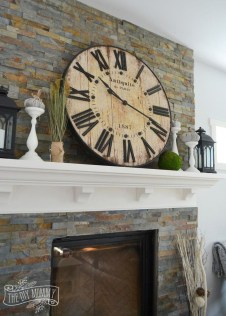 Popular Farmhouse Mantel Decorating Ideas 33