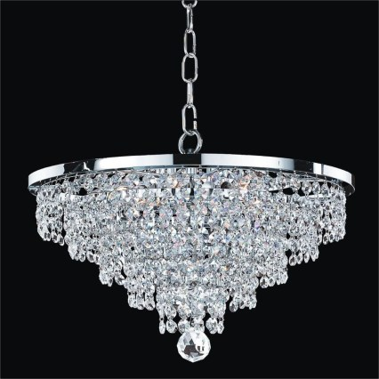 Pretty Chandelier Lamp Design Ideas For Your Bedroom 07
