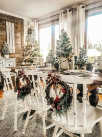 Romantic Rustic Christmas Decoration Ideas 11