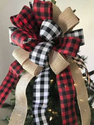 Romantic Rustic Christmas Decoration Ideas 44