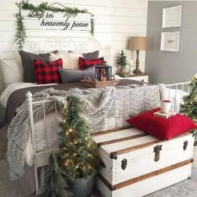 Romantic Rustic Christmas Decoration Ideas 51