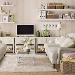 Shabby Chic Living Room Design For Your Home 32